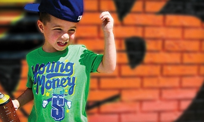 Bumps and Bruises: $15 for $30 Worth of Kid and Adult T-shirts at Bumps and Bruises
