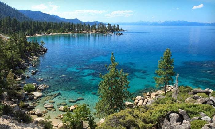 968 Park Hotel - Sacramento: Stay with Drinks and 20% Off a Massage at 968 Park Hotel in Lake Tahoe, CA