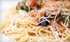 Trattoria Valle D'itria -OOB - Ravinia Highlands: Italian Dinner with Pasta, Salad, and Wine for Two or Four at Trattoria Valle d'Itria in Highland Park (Up to 55% Off)