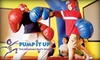 Pump It Up, The Inflatable Party Zone - Urbandale: $6 for Four Pop-In Playtimes at Pump It Up, The Inflatable Party Zone ($24 Value)