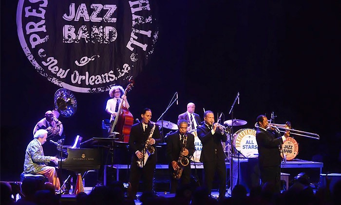 Preservation Hall Jazz Band - Robinsonville, MS: Preservation Hall Jazz Band at Horseshoe Casino on Saturday, December 6 (Up to 56% Off)