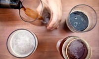 Craft Beer Tasting Package for Up to Four at Seven Bro7Hers Bars (Up to 60% Off)