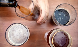 Two Henrys Brewing Company: $20 for Two Beer Tasting Flights with One Growler and One Fill at Two Henrys Brewing Company ($30 Value)