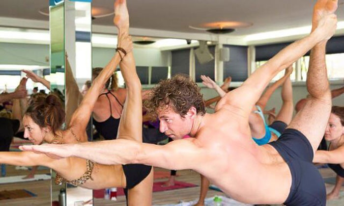 Frequency Yoga - Bikram Yoga San Rafael: 11 or 21 Yoga Classes of Your Choice at Frequency Yoga (Up to 79% Off)