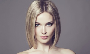 Captivative Salon: Women's Haircut with Optional Partial of Full Highlights at Captivative Salon (Up to 61% Off)