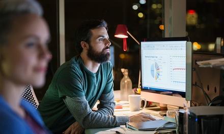 Pack 4 cursos online: RR. HH., liderazgo, gestión de equipos y plan de negocio por 19,90 € en International E-Learning