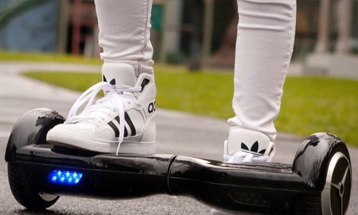South Beach Hoverboard Rentals - Flamingo / Lummus: $50 for $80 Worth of Segway Rental — South Beach Hoverboard Rentals