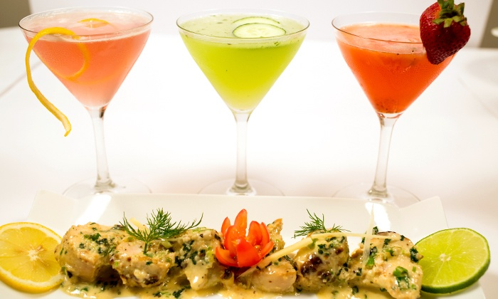 Park Balluchi - Downtown Mountain View: $25 for $40 Worth of Indian Cuisine at Dinner for Two at Park Balluchi