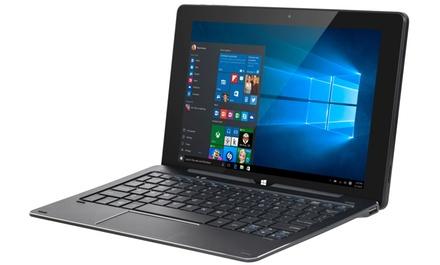 Tablet con pantalla 10.1 pulgadas y procesador Intel Atom