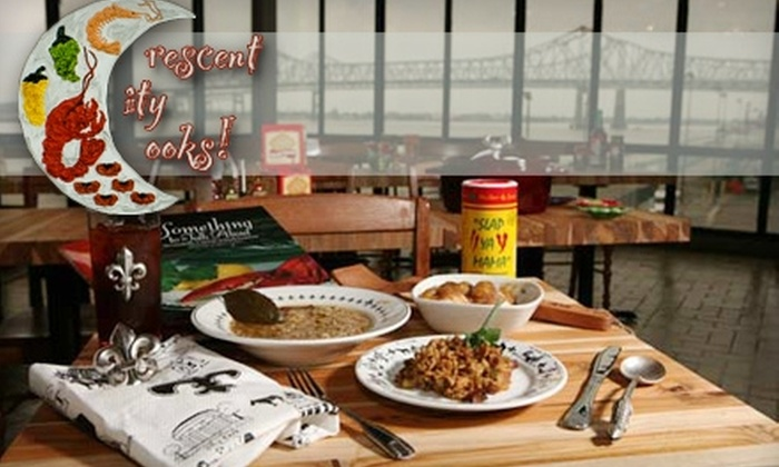 Crescent City Cooks - 2: $15 for Cooking Class at Crescent City Cooks ($30 Value)