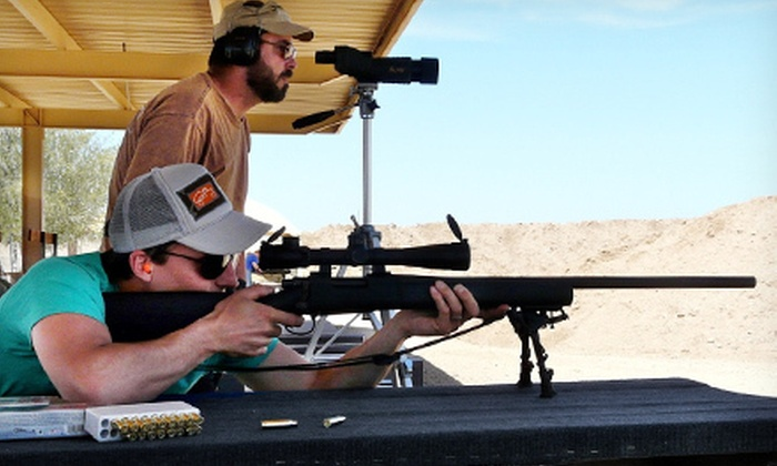 Armed Personal Defense - Phoenix: Shooting-Range Outing for One or Two with Training, Ammo, Breakfast, and Lunch at Armed Personal Defense (Up to 58% Off)