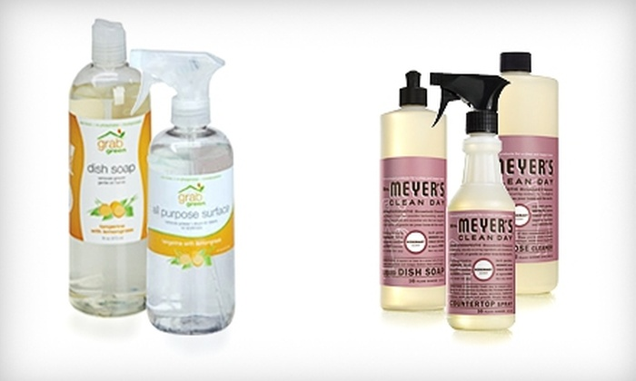 Shopgreencleaning.com: $10 for $20 Worth of Eco-Friendly Cleaning Products from Shopgreencleaning.com