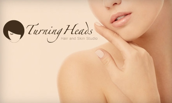 Turning Heads Hair and Skin Studio - Ranchlands: $29 for a 45-Minute Basic Facial at Turning Heads Hair and Skin Studio ($59.99 Value)