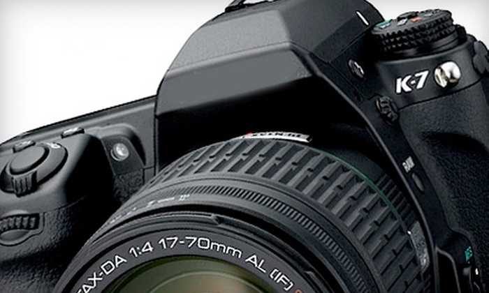 Chimpsy - Capitol: One or Two Two-Hour Point-and-Shoot or DSLR Photography Classes from Chimpsy (Up to 64% Off)