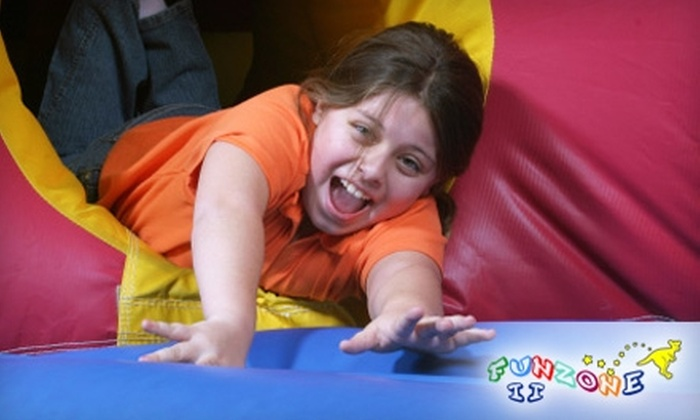Funzone - Northwest Columbia: $7 for Two Admissions to Funzone (Up to $14 Value)