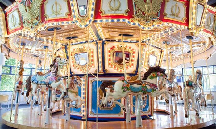 Jumps n' Jiggles - Elk Grove Village: $17 for 10 Visits at Jumps n' Jiggles Indoor Playground in Elk Grove Village ($35 Value)