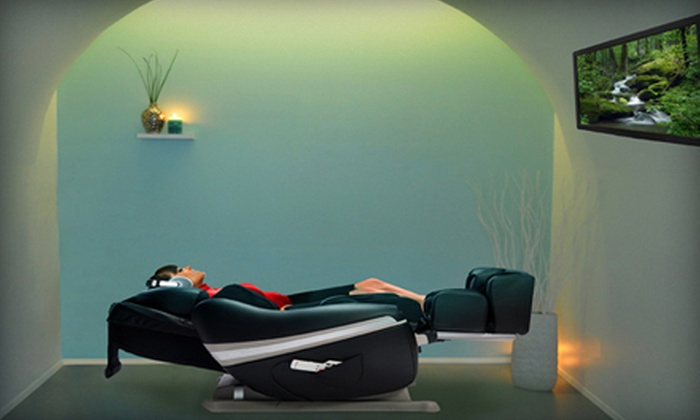 sanctuate! - Point Loma Heights: $20 Worth of Inada Sogno DreamWave Massage Bed Sessions