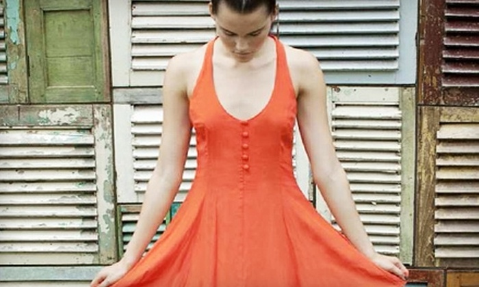 October Boutique - Grant Park: $25 for $50 Worth of Clothing and Accessories at October Boutique