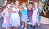Shear Madness - Multiple Locations: Kids' Diva Day Beauty Package for One or Two or LaDeDa Kids' Spa Party for 12 at Shear Madness (Up to 58% Off)