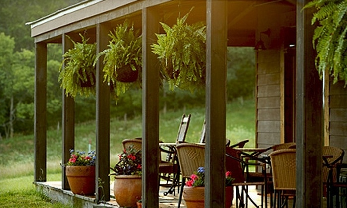Circle S Ranch & Country Inn - Lawrence: $295 for a Two-Night Getaway for Two at Circle S Ranch & Country Inn in Lawrence ($590 Value)