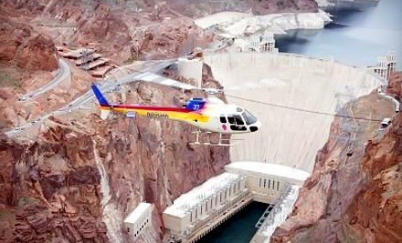 Papillon Helicopters - Papillon in Boulder City