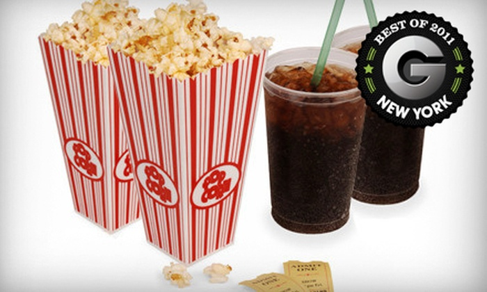 Kew Gardens Cinemas - Kew Gardens: $15 for a Movie Outing for Two with Popcorn and Soda at Kew Gardens Cinemas in Queens (Up to $37 Value)