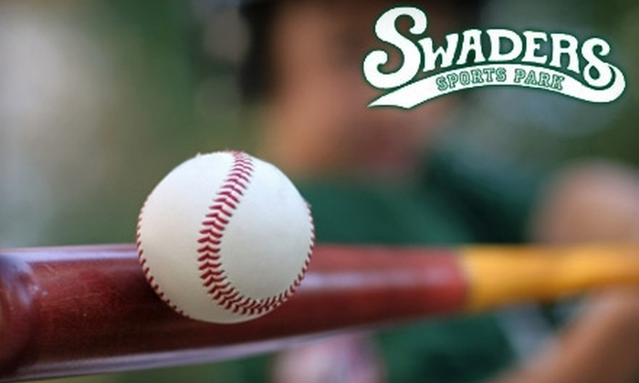 Swaders Sports Park - Bland: $15 for $30 Worth of Activities at Swaders Sports Park in Prince George