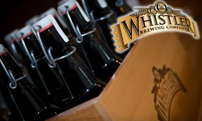 Whistler Brewing Company - Whistler: $12 for a Two Person Pass to a Brewery Tour and Tasting at Whistler Brewing Company ($25.90 Value)