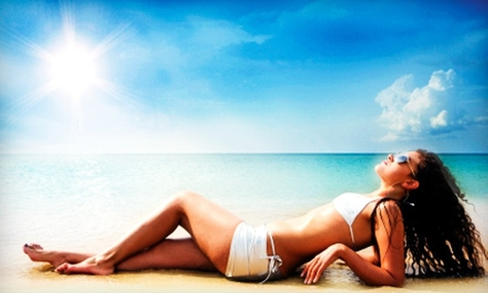 Glow Mobile Spray Tanning - Tallahassee: $25 for Two Full-Body In-Home Spray Tans from Glow Mobile Spray Tanning ($50 Value)