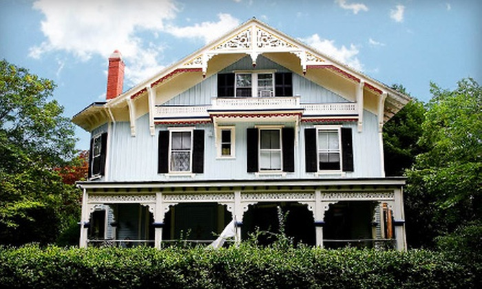 Architect's Inn - Newport: $349 for a Two-Night Murder-Mystery Stay for One Person at Architect's Inn in Newport