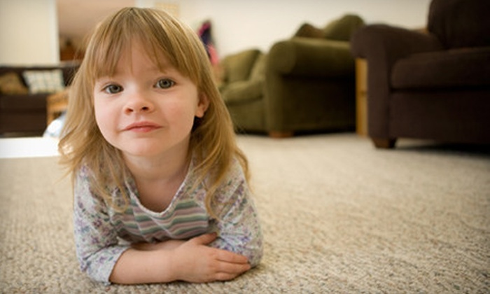 Rock Solid Carpet Cleaning LLC - Far Eastside: Carpet Cleaning for Home or Vehicle from Rock Solid Carpet Cleaning LLC (Up to 60% Off). Four Options Available.