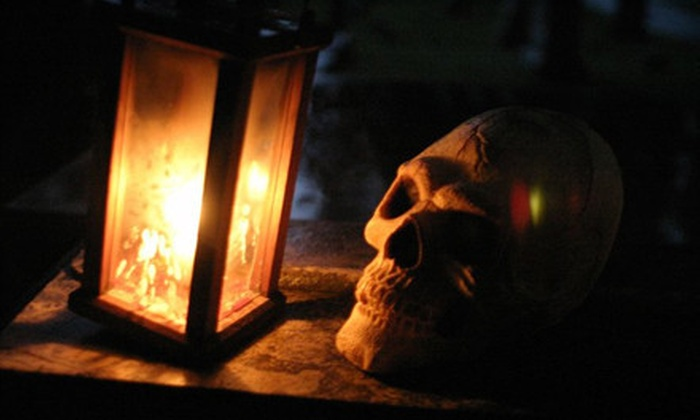 Candlelight Cemetery Tours - Frederick: $10 for a 90-Minute Cemetery Tour for Two from Candlelight Cemetery Tours (Up to $20 Value)