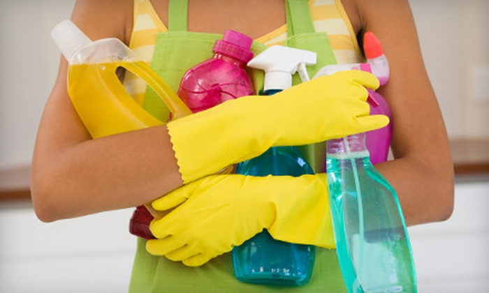 Moon Maids - Kit Carson: Two, Four, or Six Hours of Housecleaning from Moon Maids Cleaning Agency (Up to 61% Off)