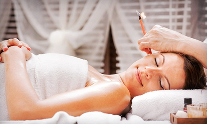Healing Connections - Highland: Ear-Candling or Healing Touch Services at Healing Connections (Up to 56% Off). Three Options Available.