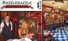 RazzleDazzle Barbershop - Miami: $35 for a Haircut, Neck Shave, Shampoo, and Lather Shave at RazzleDazzle Barbershop ($75 Value)