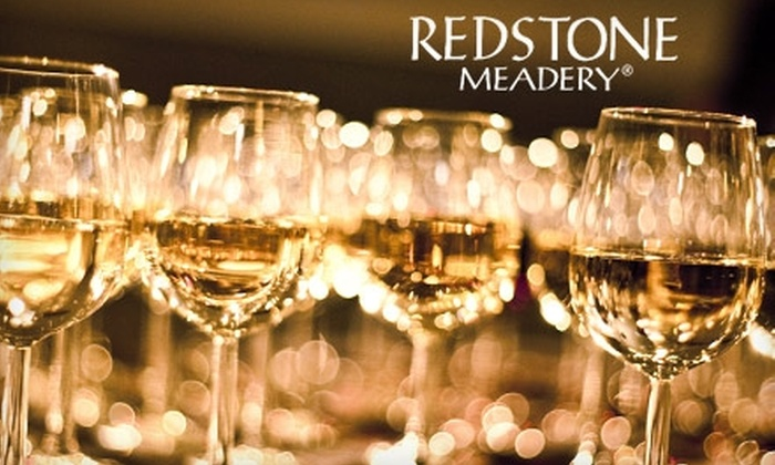 Redstone Meadery - Boulder: Redstone $25 for Mead Tasting for Two and Bottle of Reserve Mead at Redstone Meadery in Boulder (Up to $54.16 Value)