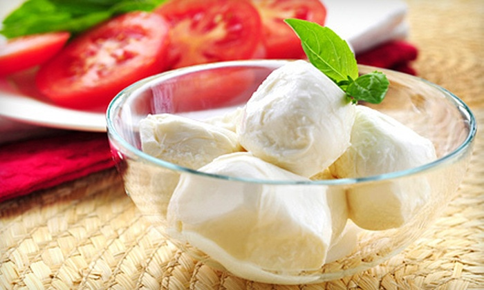 Fromage to Yours - Sunny Side: $30 for a Two-Hour Mozzarella-Making Class from Fromage to Yours ($60 Value). 20 Dates Available.