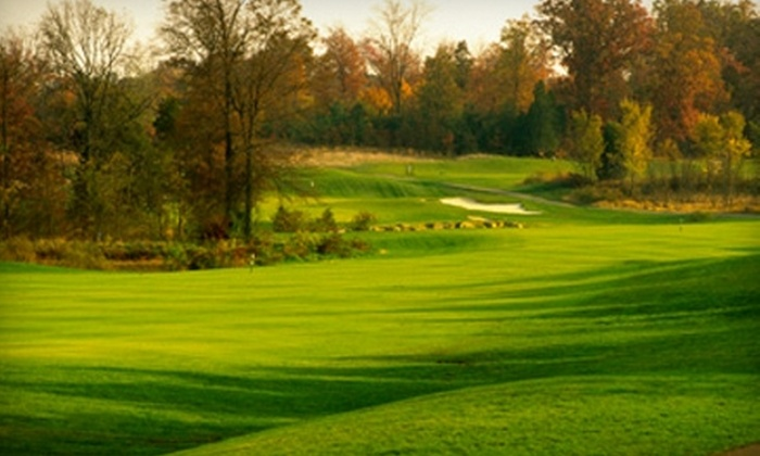 South Riding Golf Club - South Riding: 18 Holes of Golf with Cart and Lunch at South Riding Golf Club. Two Options Available.
