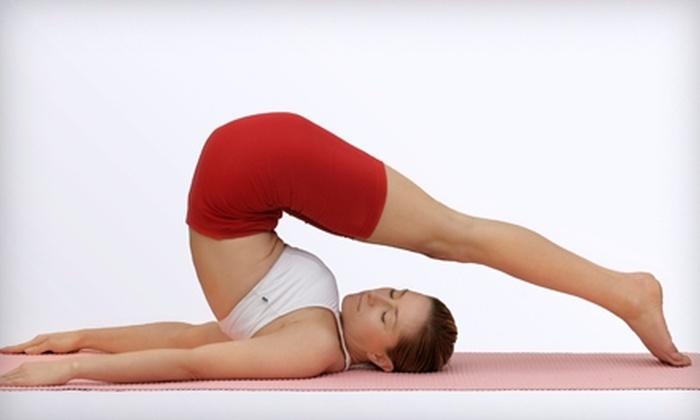 Bikram Yoga Charleston - Multiple Locations: $35 for 10 Classes at Bikram Yoga Charleston ($120 Value)