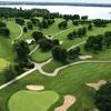Lakeside Resort Nestled in Wisconsin Woodland