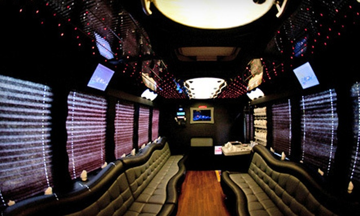Motortoys Limousine Service - Blue Ash: Three- or Five-Hour Limo Rental from Motortoys Limousine Service (Up to 60% Off)