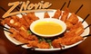 Z'Novia CLOSED - Fleetwood - Concourse Village: $20 for $40 Worth of Upscale Southern Cuisine and Drinks at Z'Novia