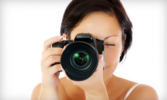 Take It Off Auto - Hacienda Granada: $49 for a Three-Hour Photography Class from Take It Off Auto ($249 Value)
