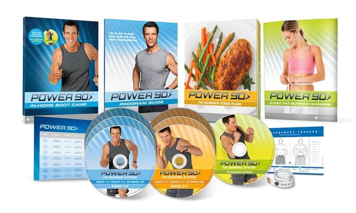Power 90 DVD Workout Base Kit