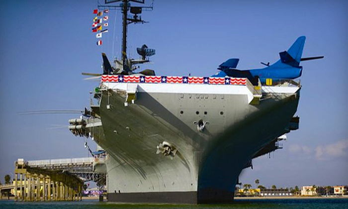 USS Lexington Museum On The Bay - Central City: USS Lexington Museum On The Bay Visit for One Child or Adult (Up to 55% Off)