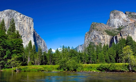 1-, 2-, or 3-Night Stay with Dinner Credit at The Pines Resort near Yosemite National Park. Combine Multiple Nights.