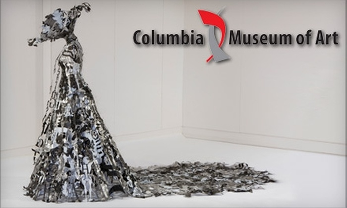 Columbia Museum of Art - Downtown: $10 for Two General-Admission Tickets to the Columbia Museum of Art (Up to $20 Value)