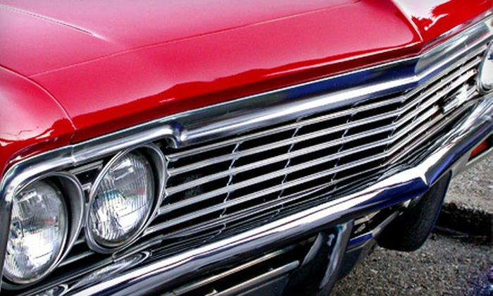 Juanita Firs 76 - Inglewood-Finn Hill: Plus Car Wash & Clear Coat Protectant ($9 Value)