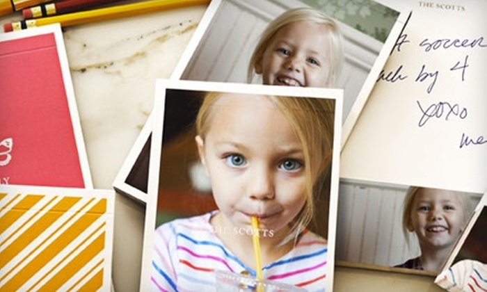 Pinhole Press: $30 for $60 Worth of Personalized Photo Items