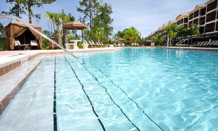 Palisades Resort - Greater Orlando, FL: $225 for a Three-Night Stay for Six in a Two-Bedroom Suite at Palisades Resort in Orlando (Up to $417 Value)